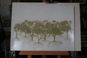Carborundum forest plate 2