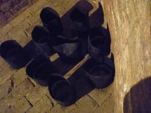 Debbie Lyddon  Bitumen Buckets