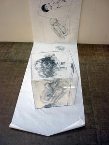 Anna Hennings - artist in residence