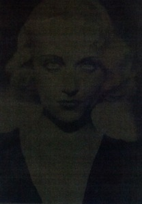 Nicola Thomas - Carole #3 etched print
