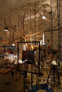 Sarah Sze Triple Point