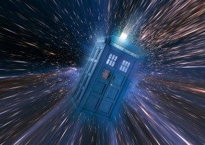 1307 Tardis-in-Space
