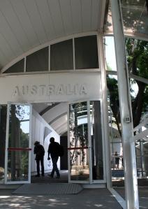 Australian Pavillion