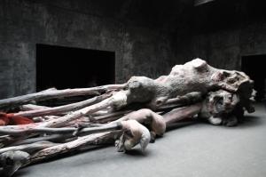Berlinde De Bruyckere's 'Cripplewood'