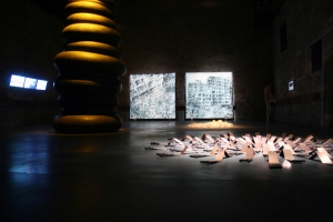 Emergency Pavilion - Rebuilding Utopia