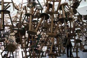 Ai Wei Wei 'Bang'