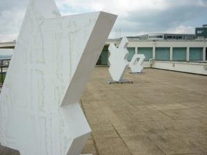 Matt Calderwood Exposure Sculpture