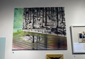 Simone Fontana Reis 'Water Inside the Room'