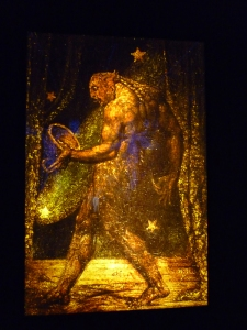 William Blake The Ghost of a Flea