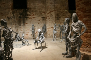Pawel Althamer 'Venetians'