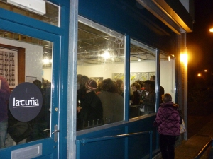 ArtLacuna Private View