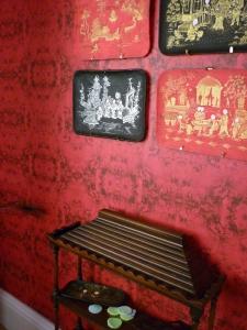Karen Tam's recreation of an opium den