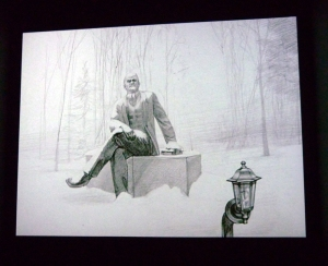 Deimantas Narkevicius 'The Role of a Lifetime'