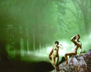 Philippa Kugliowski still from 'Dido's Aenid & Penelope's Odyssey'