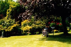 1401 Dad's garden