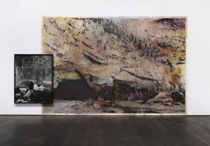 Esther Teichmann installation view at Flowers Gallery