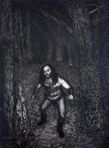 Final print - Forest of Eden