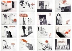 David Hockney - A Rake's Progress