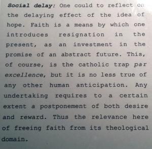 Francis Alys When Faith Moves Mountains: Lima, Peru