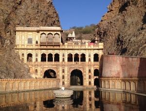 Galtaji Temple near Jaipur