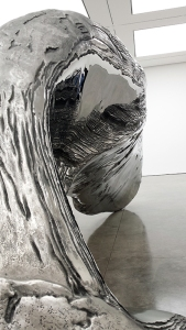 Marc Quinn Frozen Wave