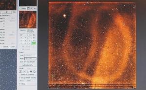 1512 dark frame camera chip