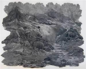 1601 Ambrosine-Allen Retreating Glacier