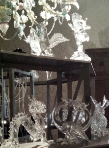1601 Venice Glasstress Qiu Zhije