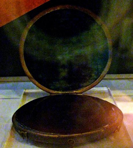 1602 John Dee Claude Glass