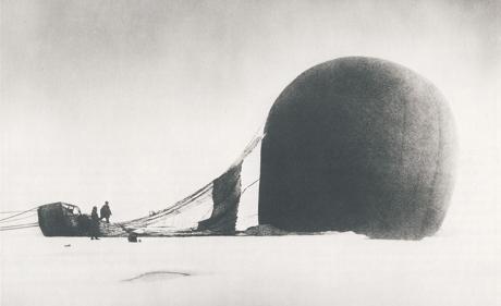 1602 Swedish Balloon Crash 1897