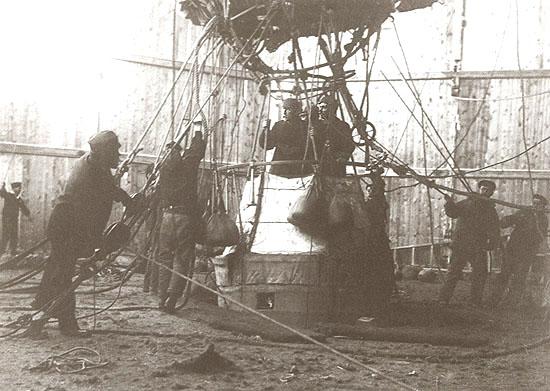 1602 Swedish Balloon Explorers