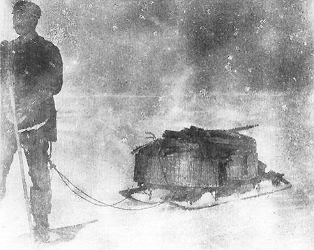 1602 Swedish expedition Strindberg