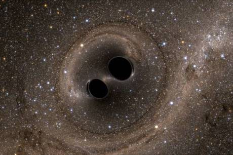 1604 two black holes