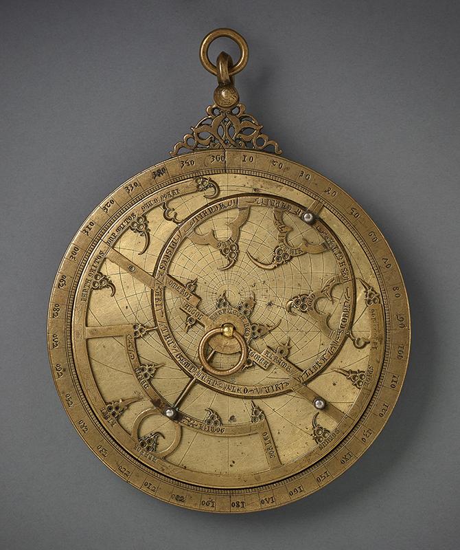 1605 astrolabe