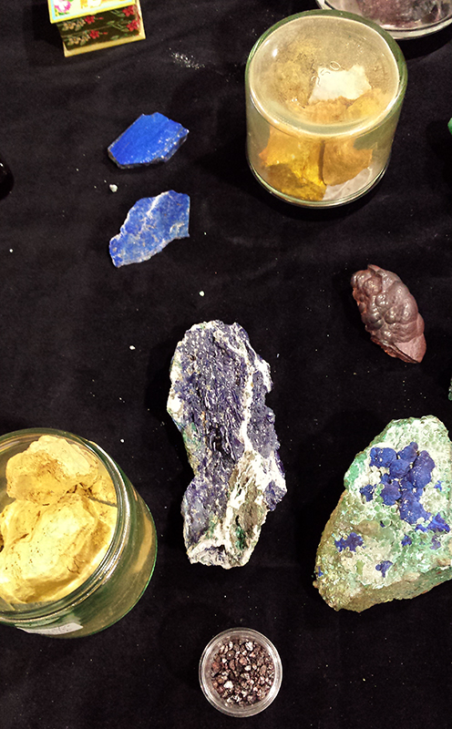 1605 pigments