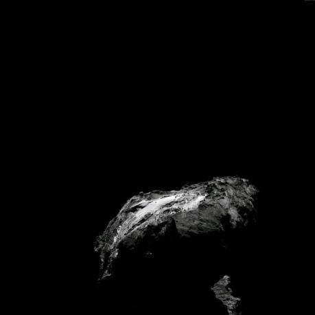 1607 Comet 67P