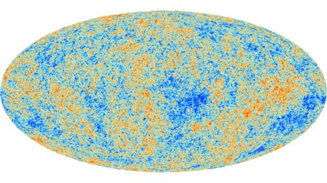 1607 Planck Cosmic microwave background
