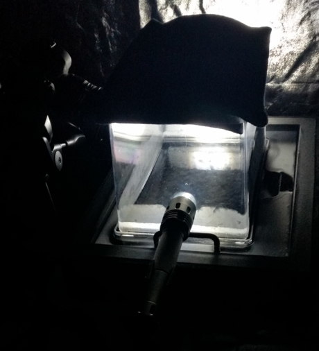 1703 cloud chamber test