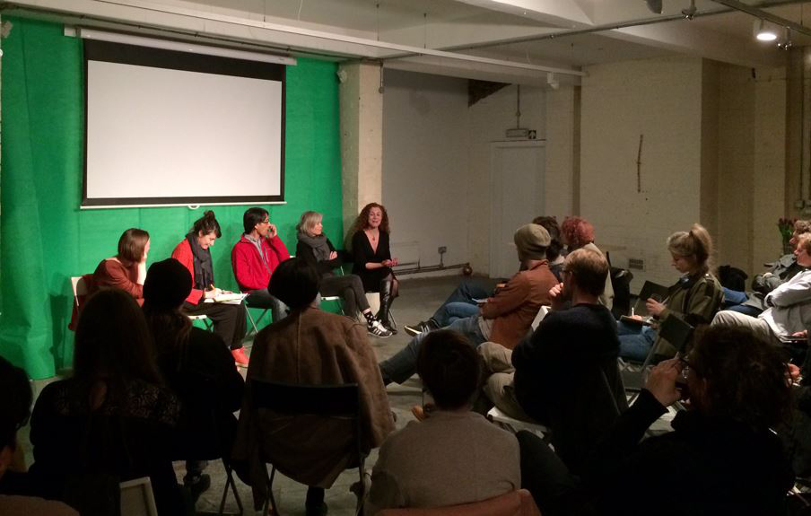 1704 Panel discussion