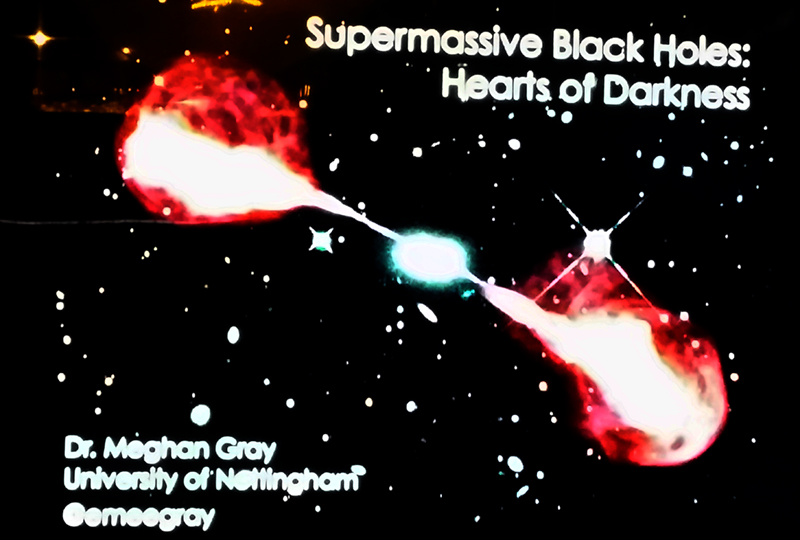 1705 Supermassive black holes