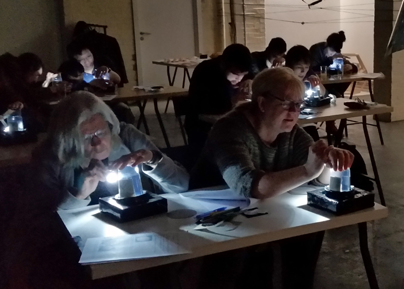 1706 Cloud Chamber workshop