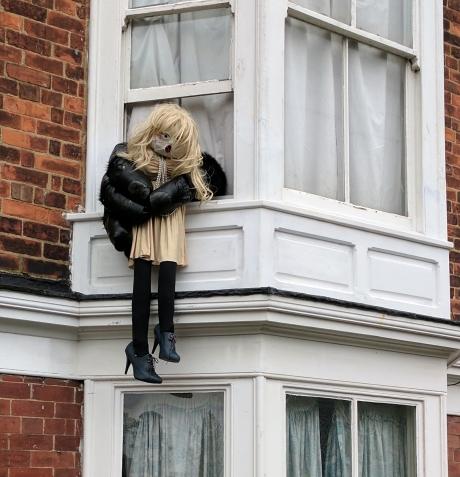 1708 Hinderwell Scarecrow