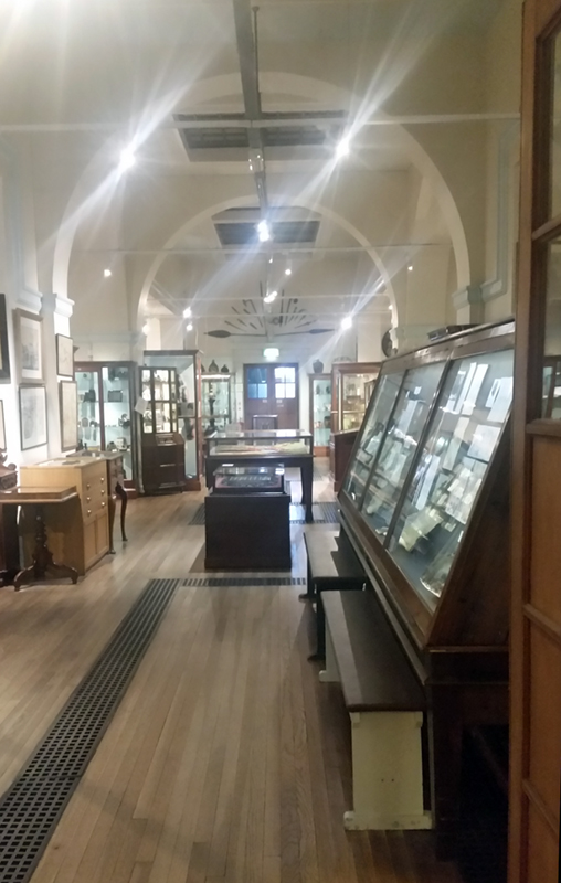 1708 Whitby Museum