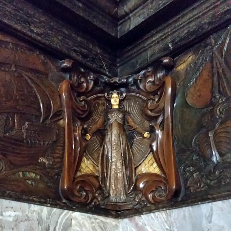 1710 Lloyds Register Bronze Frieze 2