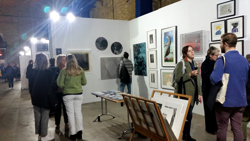 1711 Woolwich Contemporary Print Fair