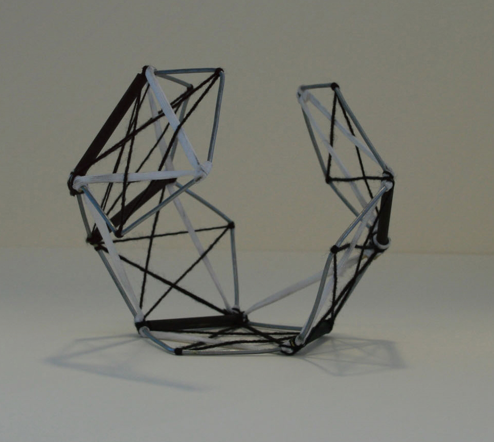 1803 Laban open dodecahedron