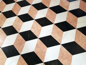 1805 Valencia escher floor
