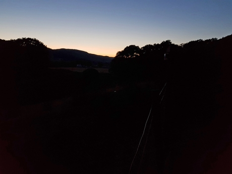 1807 Grizedale sundown