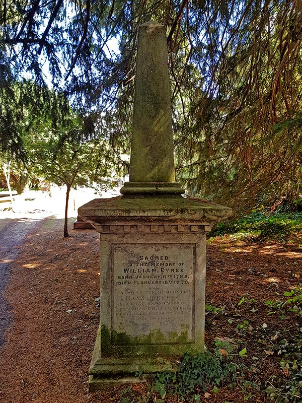 1808 Melksham obelisk