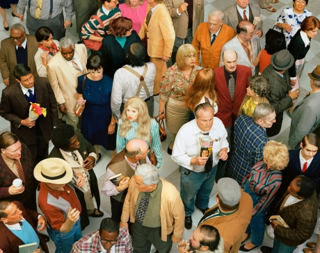 1810 Alex Prager Face in the Crowd